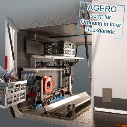 Agero Opbergsysteem