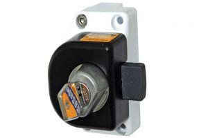 Safe-ty Quick voor Renault Master & Opel Movano &  Iveco Daily 2000 - 2010 afsluitbaar