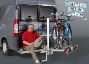 Sawiko Agito Top voor 2 E-bikes