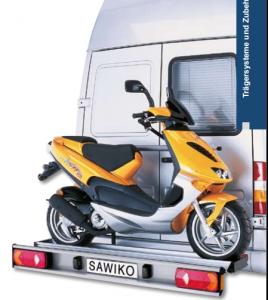 Sawiko Fero voor 1 scooter