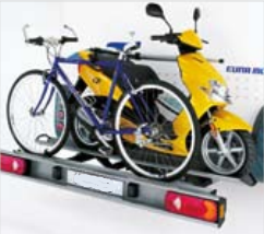 Sawiko Makro 150 voor 1 scooter en 1 fiets