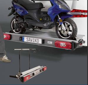 Sawiko Mikro voor 1 scooter
