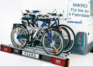 Sawiko Mikro voor 4 fietsen