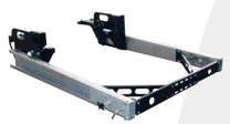 Chassisbevestiging Fiat Ducato (x250) chassis houder draagsysteem 20.004