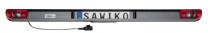 Vervanging Sawiko Lichtbalk voor Lastendrager Velo I en II